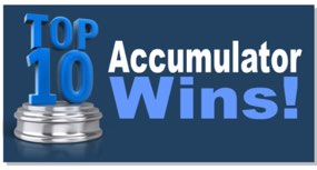 Top ten accumulators