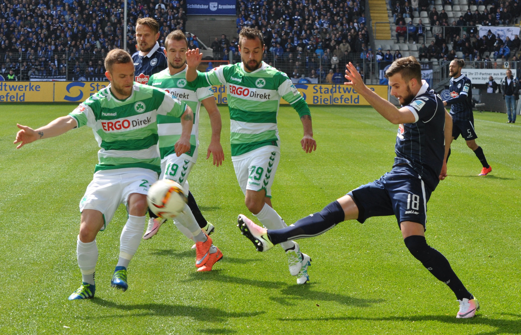 Arminia Bielefeld - Furth tips and preview