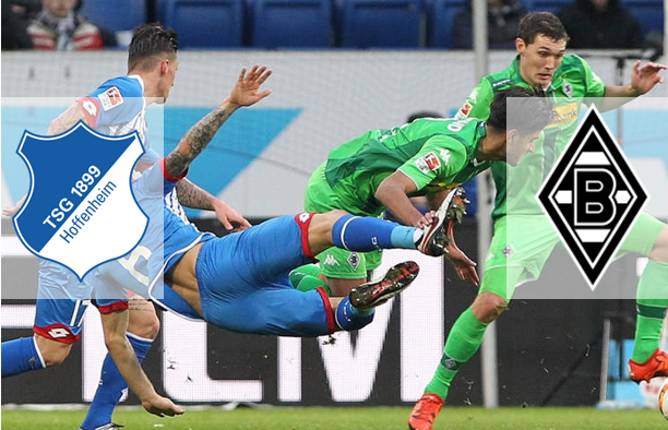 Hoffenheim - Borissia M'gladbach tips and preview