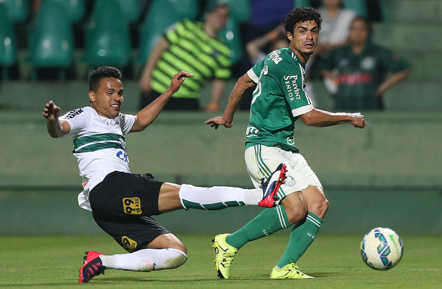 Coritiba - Palmeiras tips and preview