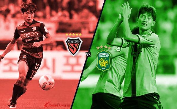 Pohang Steelers - Jeonbuk Motors tips and preview
