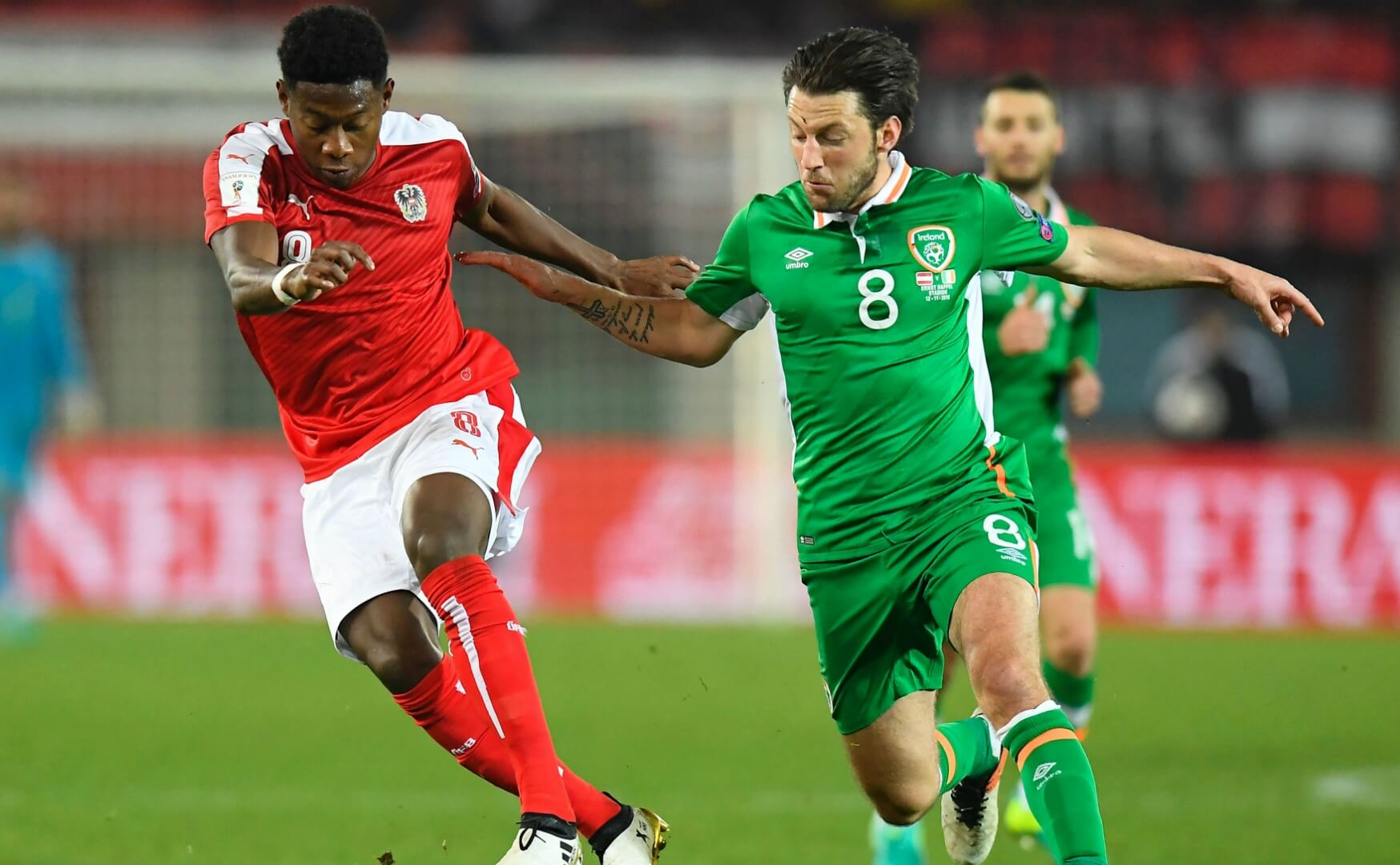 Republic of Ireland - Austria tips and preview