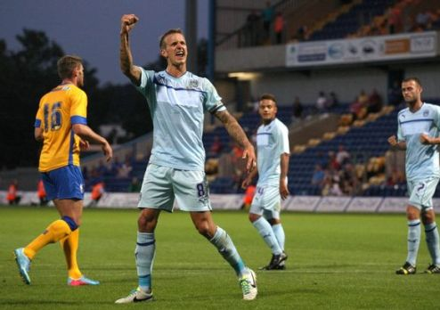 Coventry - Mansfield tips and preview