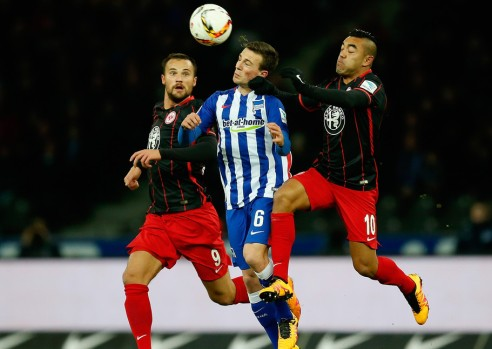 Hertha - Eintracht Frankfurt tips and preview