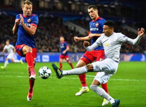 Manchester Utd - CSKA Moscow tips and preview