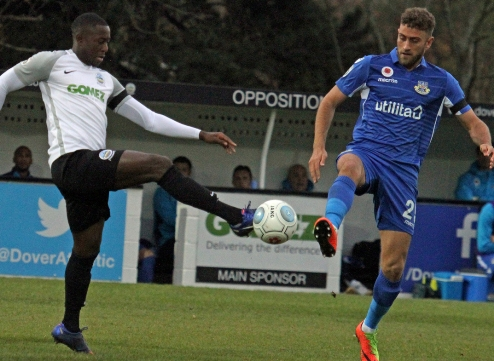 Eastleigh - Dover tips and preview