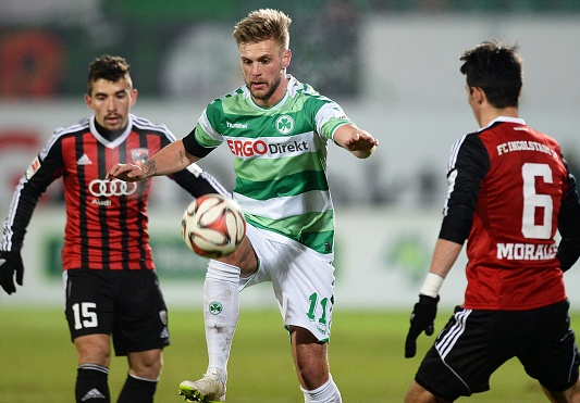 Erzgebirge Aue - Greuther Furth tips and preview