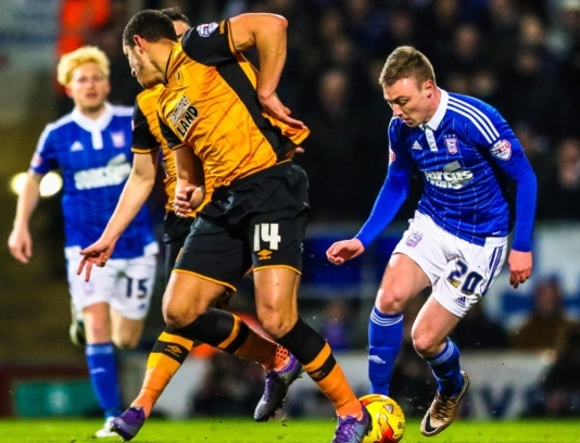 Ipswich - Hull tips and preview