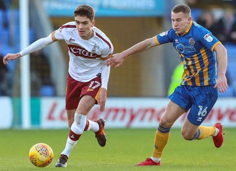 Bradford - Shrewsbury tips and preview