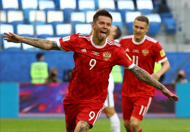 Russia - Saudi Arabia tips and preview